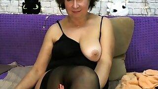 Depraved superannuated lady