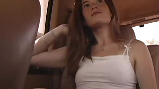 Small titty amateur hooker mckenzie blasted not susceptible her face