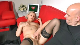 Stunning mature taped doing chum around with annoy kinkiest things with a cock
