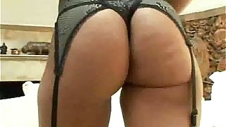 Hot mom taken from behind