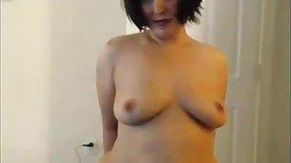SEXY curvey visar upp