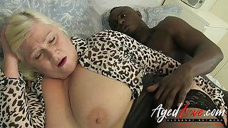 AgedLovE Interracial Mature Hardcore more BBC