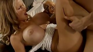 Busty babes got screwed in steamy compilation