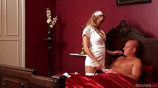 Amazing uncover porn with the nurse who's a slut