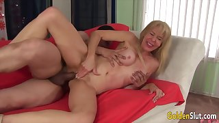 White-headed Slut - In Love With a Grandma Compilation